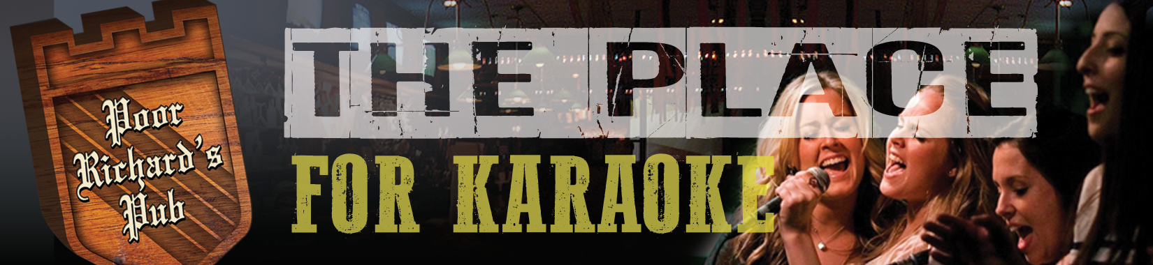 karaoke at poor richards pub